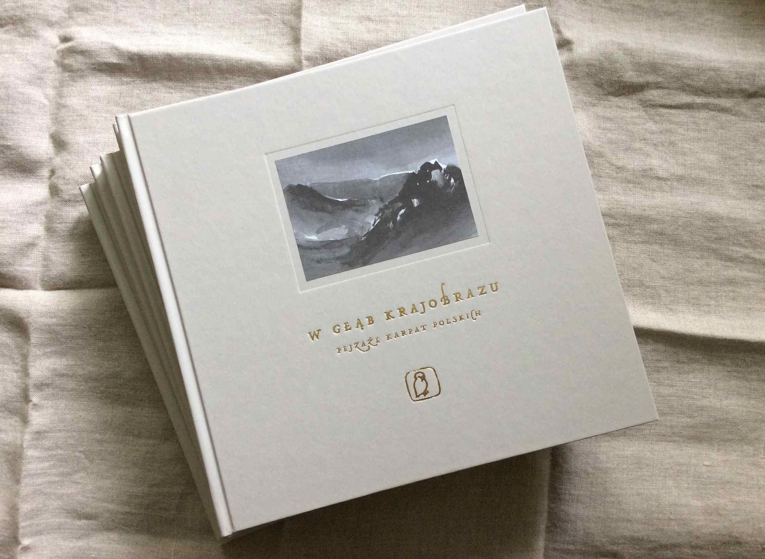 A journey into the heart of landscape. Carpathian paintings - Album cover