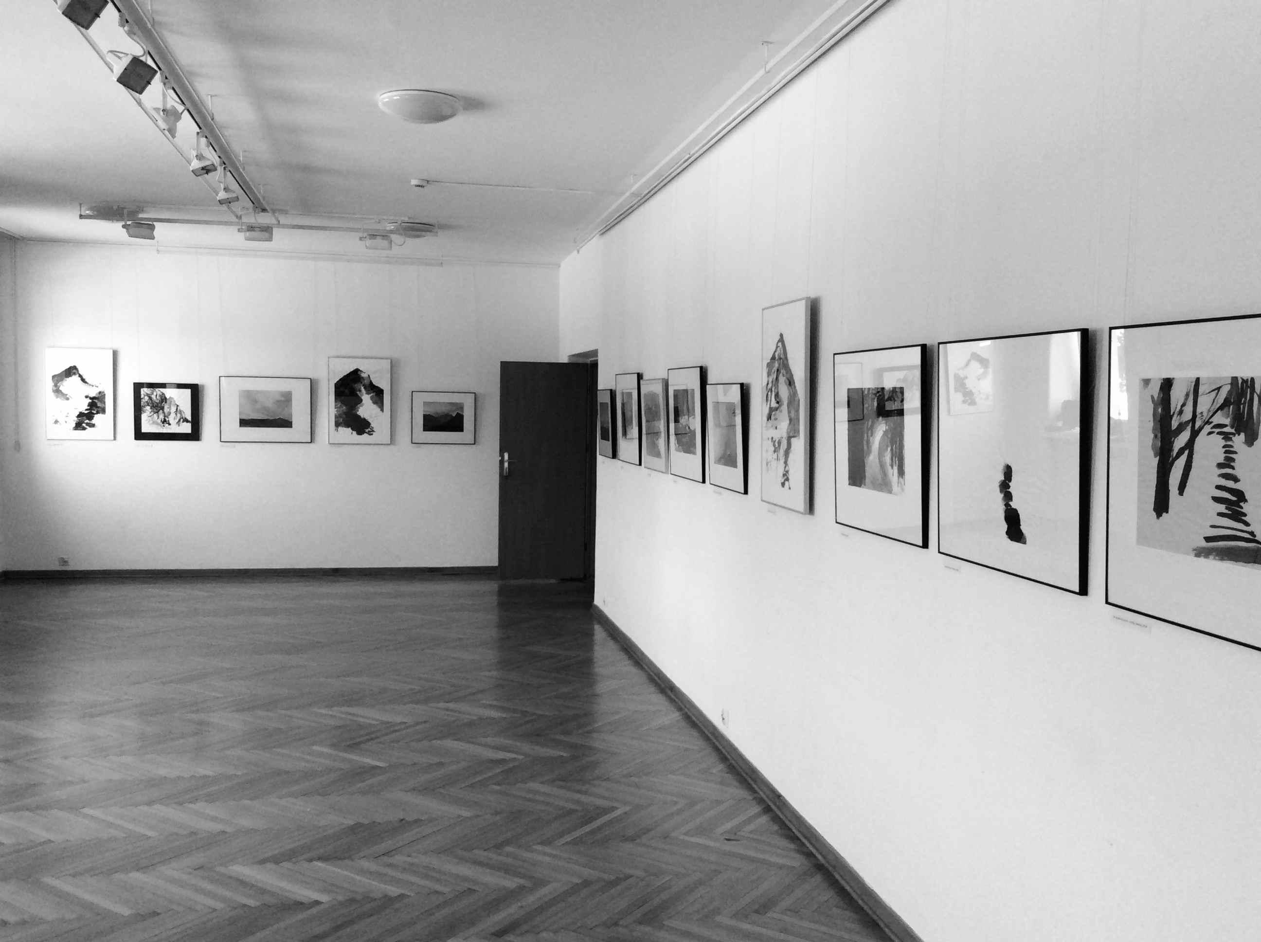 Young Artists Gallery Łazienkowska, Warsaw, 2019