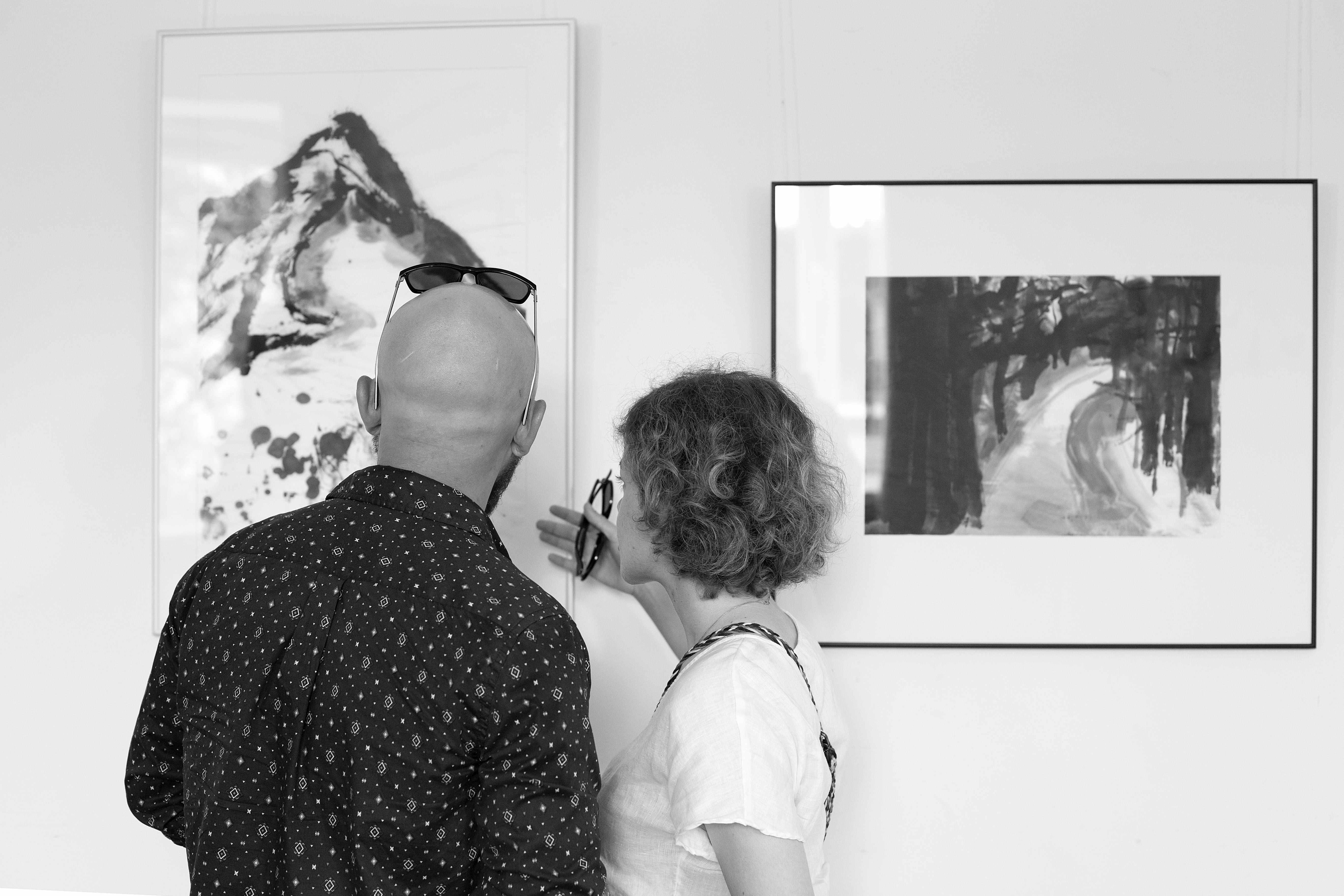 Young Artist Gallery Łazienkowska, Warsaw, 2019 ( Fot. Ewa Truszkowska)