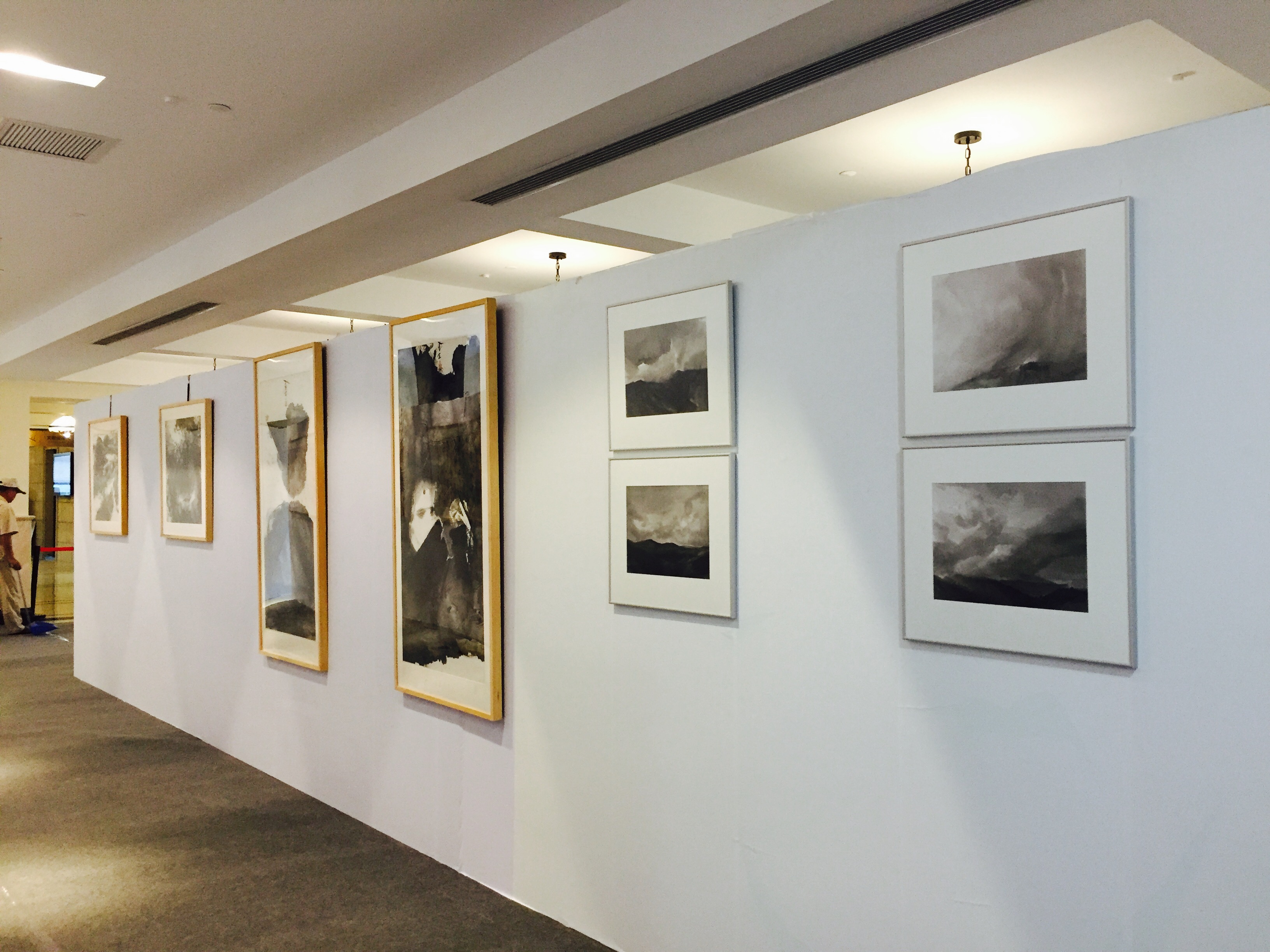 Exhibition, The Library of Yangpu District, Shanghai, China, 2019