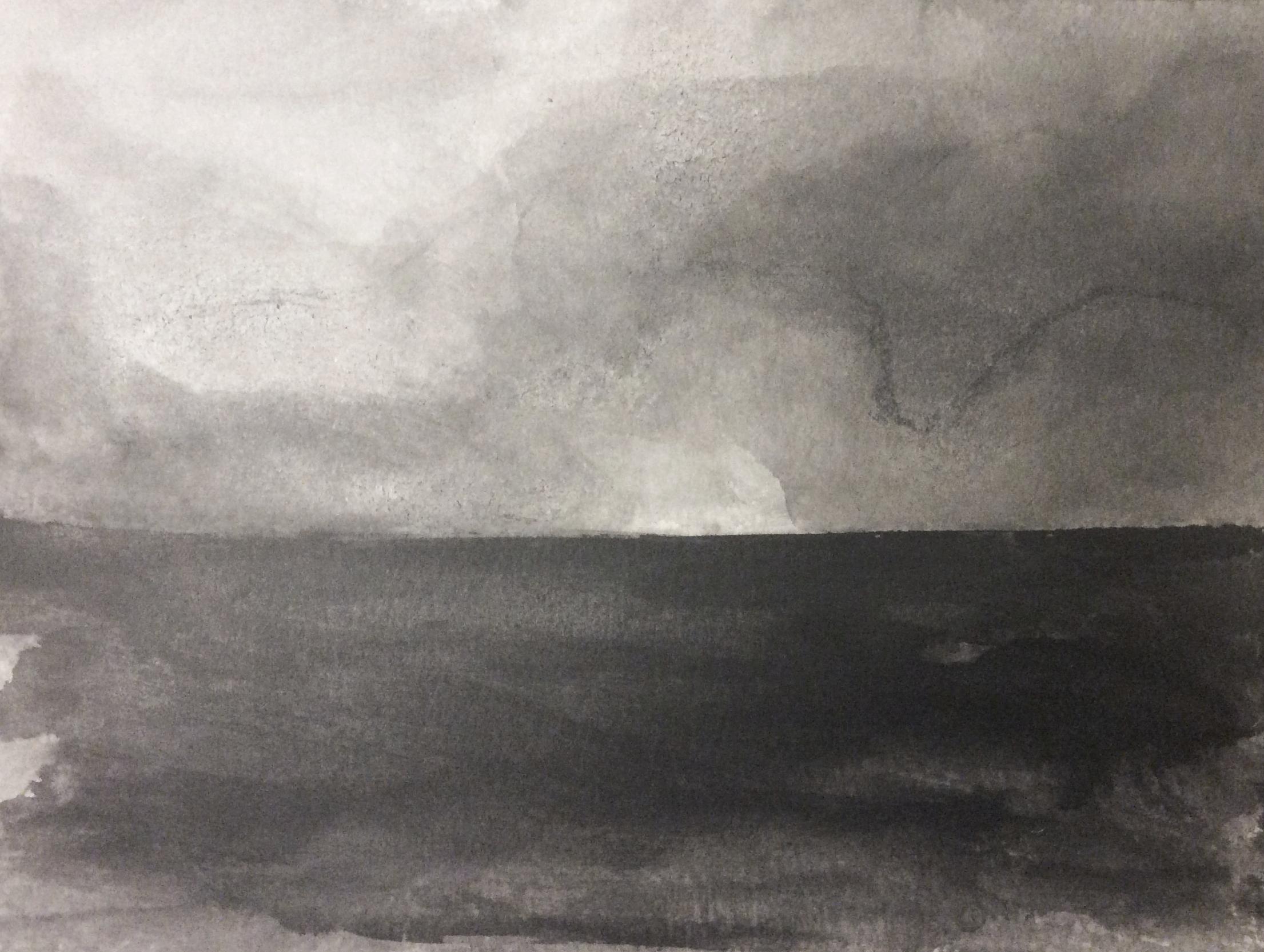 No title, ink, paper, 30x40cm, 2020